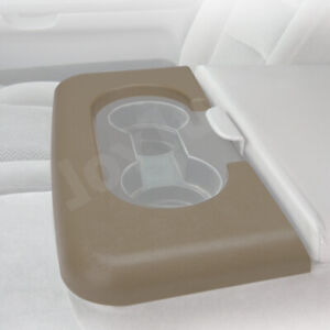 For Ford F250 350 Pad Center Console Cup Holder Pad 1999 2010 Beige