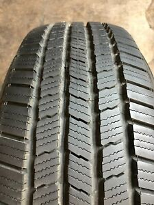 Used 235 60r18 Michelin X Lt A s 107h 11 5 32