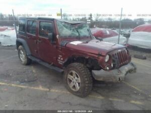 Motor Engine 3 8l Vin 1 8th Digit Fits 08 11 Wrangler 1231820