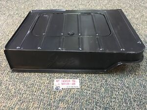 Under Seat Tool Box Assembly New Script jeep Willys Cj2a Cj3a Cj3b Jeeps
