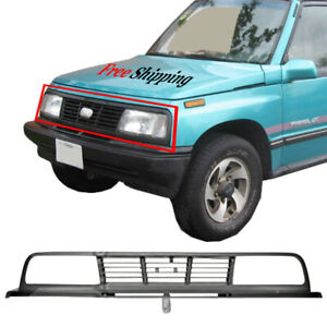 New Asuna Geo Tracker Front Grille Gray Fits 1989 1995 96059714 Gm1200350