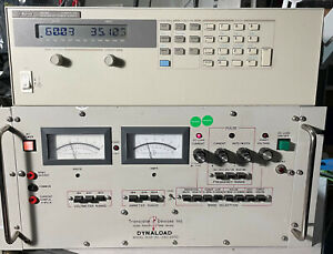 Agilent 6674a Variable Dc Power Supply 0 60v 0 35a 2100w Tested Full Load