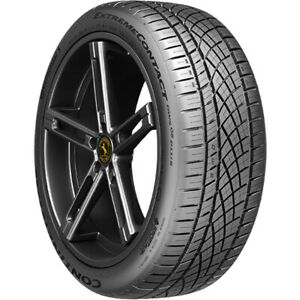 2 Continental Extremecontact Dws 06 Plus 205 55zr16 91w A s High Performance