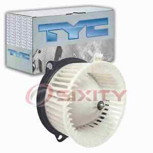 Tyc Front Hvac Blower Motor For 1993 1998 Jeep Grand Cherokee Heating Air Iy