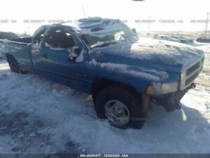 Power Brake Booster With P265 75r16 Tires Fits 00 01 Dodge 1500 Pickup 1018977