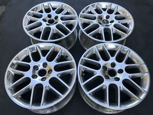 18 Ford Mustang Factory Oem Wheels 2012 2015 Ford Mustang 3886 Dr3j1007ca C