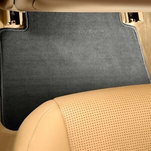 For Honda Civic 99 00 Carpeted 2nd Row Charcoal Floor Mats