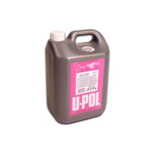 U pol Products Up2002 Waterbased Degreaser Clear 11lbs