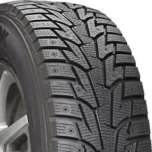 2 New Hankook Winter I pike Rs 185 70r14 92t Xl Snow Tires