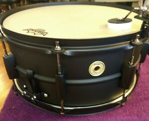 Tama Snare 14x6 With Mic And External Head Muffler