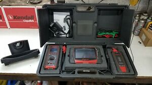 Snap On Verdict D7 With Wireless Module Multimeter Hard Case Charging Dock