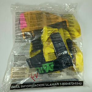 Miller 750 s myl Non Stretch Freedom Construction Harness Fall Protection New