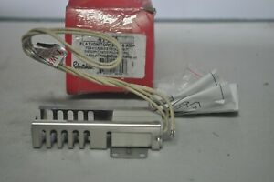 Robertshaw 41 205 Flat Oven Igniter Hot Surface Ignitor Nos Free Shipping