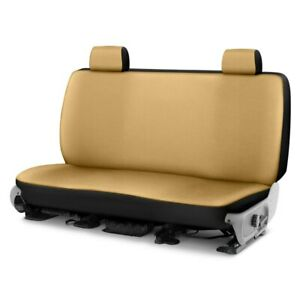 For Toyota Previa 94 97 Saddleman Leatherette 2nd Row Tan Custom Seat Covers