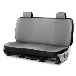 For Toyota Previa 94 97 Saddleman Leatherette 2nd Row Gray Custom Seat Covers
