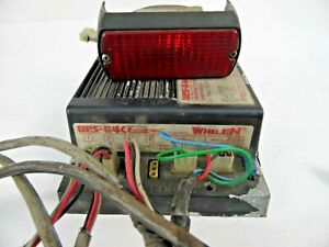 Whelen Ups 64c 75 Watt Head Strobe Lamp Light Police Fire Power Source Supply