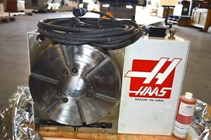Haas Hrt320fb 4th Axis Rotary Table For Hs1 rp