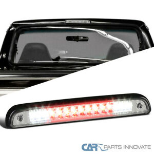 For 92 96 Ford F150 F250 F350 Bronco Led Third 3rd Brake Light Stop Cargo Lamp