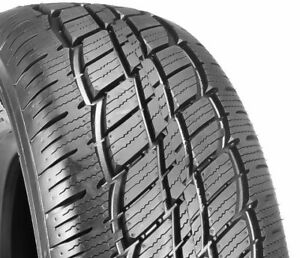 2 New Vee Rubber Taiga H t 265 70r15 111s A s All Season Tires