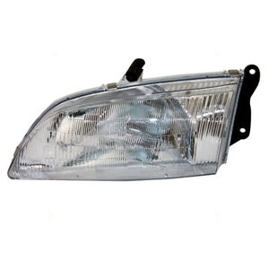 98 99 Mazda 626 Drivers Headlight Assembly