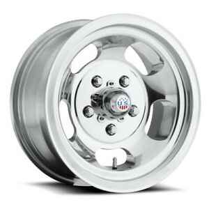 4 Set Staggered Us Mags U101 Indy 15x7 15x8 5x139 7 5 12 Polished
