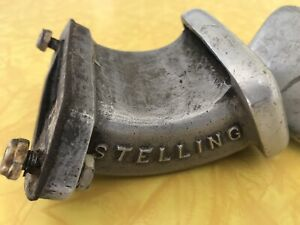 Vintage Stelling Tall Valve Cover Breathers Pair