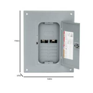 Square D By Schneider Electric Homeline 125 Amp 12 space Indoor Load Center