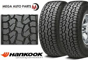 2 Hankook Dynapro At m Rf10 275 55r20 113t On off road 4x4 All Terrain Tire