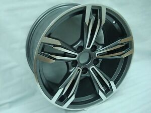 2015 18 M6 Style Wheels Rims Fit Bmw E60 528xi 535xi Xdrive awd Only New