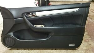 2004 Honda Accord Coupe Door Panels