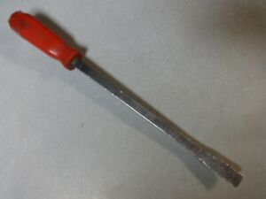 Vintage Mac Tools Usa Pry Bar Pb9r