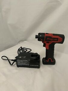 Snap on Tools 1 4 Cordless Screwdriver Cts825 14 4v Microlithium Kit W Charger