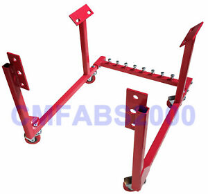 450kg 1000lb Engine Moving Cradle Dolly Engine Stand Iii