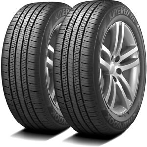 2 New Hankook Kinergy Gt 215 60r17 96h A s All Season Tires
