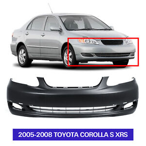 For 2005 2006 2007 2008 Toyota Corolla S Xrs Front Bumper Cover