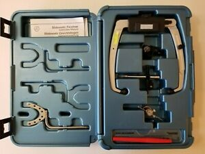 Denar Slidematic Facebow And Transfer Jig W Case whip mix Corp Good Condition