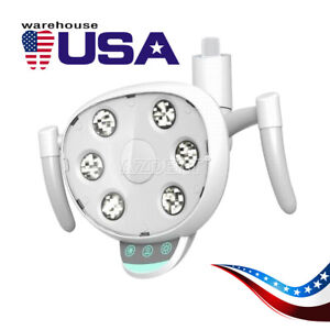 Cx249 23 Dental Clinic Led Inductive Oral Lamp Light For Dental Chair Unit Usa