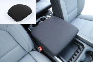 Center Console Armrest Pad Cover Truck Protector For 2010 2017 Dodge Ram Black M