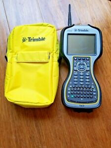 Trimble Tsc3 Gps Gnss Robotic Total Station Data Collector 2 4ghz Access 2017 24
