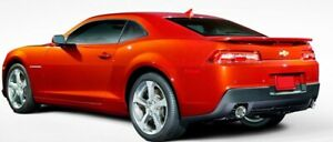 Painted All Colors Chevrolet Z28 Camaro Factory Style Spoiler 2014 2015