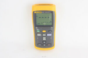 Fluke 52 Ii Digital Thermometer 52ii Out Of Calibration