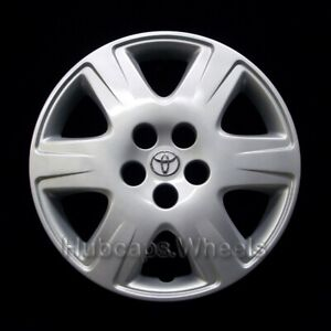 Hubcap For Toyota Corolla 2005 2008 Genuine Oem Factory 15 Wheel Cover 61133