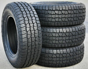 4 New Fortune Tormenta A T Fsr308 275 55r20 117t Xl At All Terrain Tires
