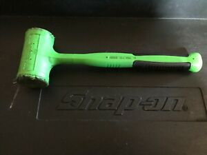 Snap On Hbfe48 Dead Blow Soft Grip Hammer 48oz