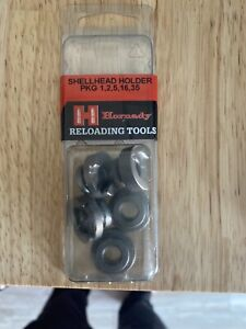 Hornady Shell Holder Kit Size 1 2 5 16 35 Fits Most Popular Calibers 390540 $75.00