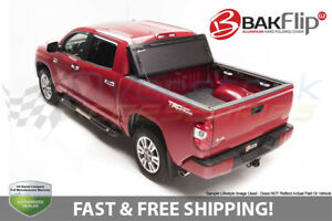 Bakflip G2 Tri fold Cover For 1999 14 Silverado sierra 1500 2500 3500 6 6ft Bed