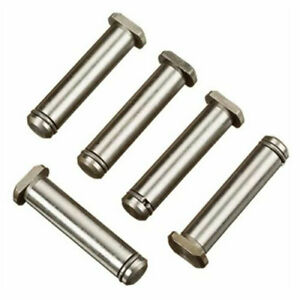 Ridgid 34780 5 Wheel Pins With Clip For Pipe Cutters And Threading Machines