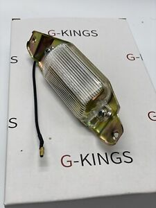 1965 65 Chevrolet Impala Bel Air License Lamp Assembly Limited Offer