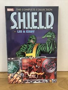 SHIELD By Lee And Kirby Complete Collection TPB New Never Read $14.99