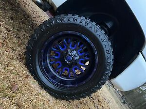 20x12 On 35 Tires And Rims